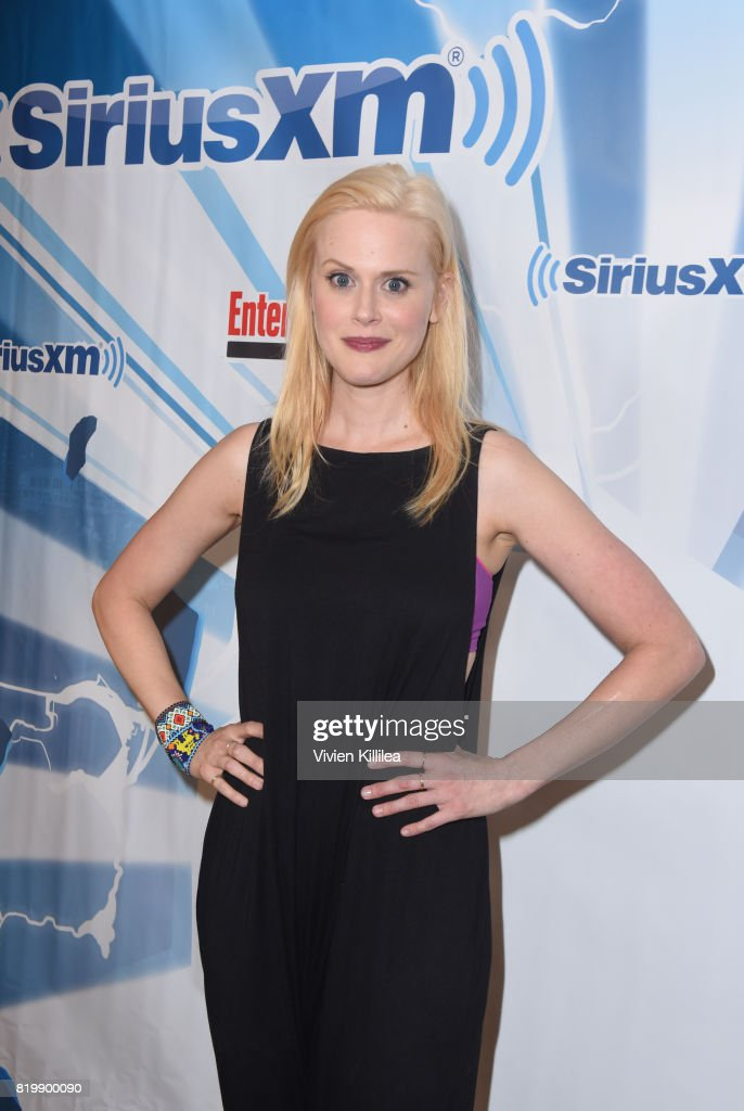 Janet Varney attends SiriusXM's Entertainment Weekly Radio Channel Broadcasts From Comic Con 2017 at Hard Rock Hotel San Diego on July 20, 2017 in San Diego, California.