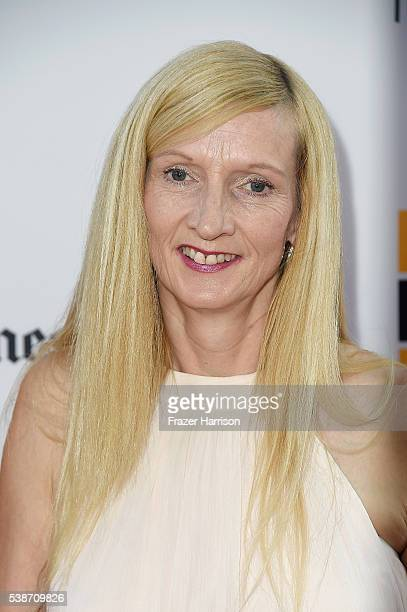 Janet Winter attends the premiere of The Conjuring 2 during the 2016 Los Angeles Film Festival at TCL Chinese Theatre IMAX on June 7 2016 in...