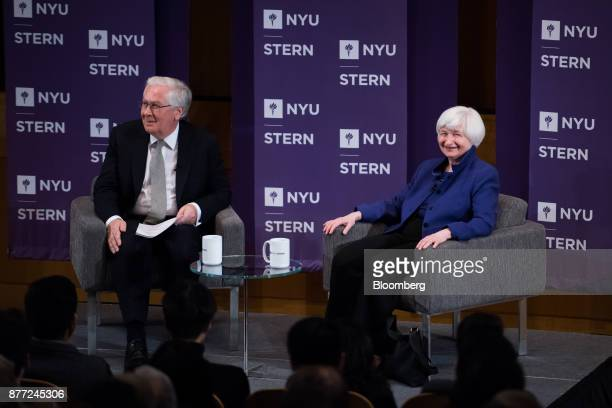 World S Best Federal Reserve Chair Janet Yellen Speaks At