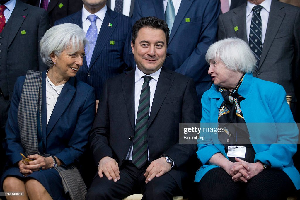 Key Attendees At The Spring Meetings Of The World Bank And International Monetary Fund