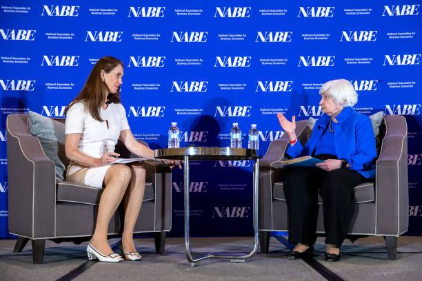 VA: Treasury Secretary Yellen Speaks At Annual NABE Conference