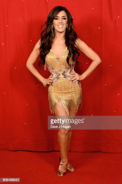 Janette Manrara attends the 'Strictly Come Dancing' Live photocall at Arena Birmingham on January 18 2018 in Birmingham England Ahead of the opening...