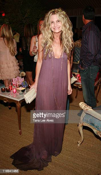 Janey Lopaty during Juicy Couture Fragrance Launch Party September 2 2006 at Private Home in Water Mill New York United States