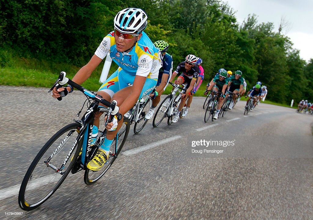 Le Tour de France 2012 - Stage Six