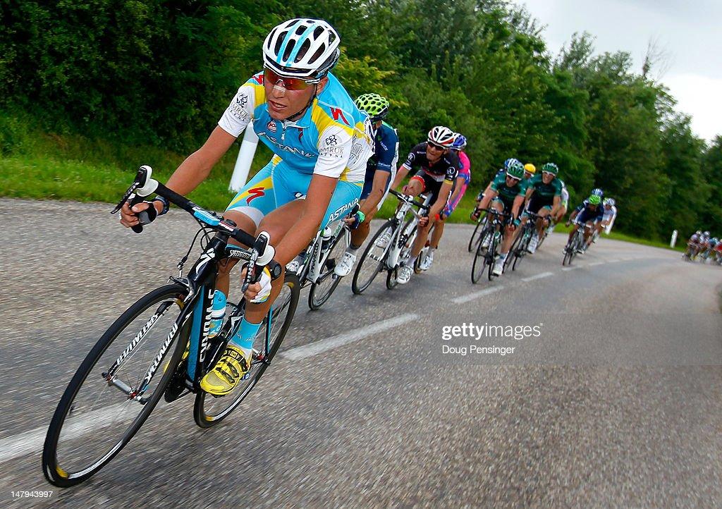 Le Tour de France 2012 - Stage Six
