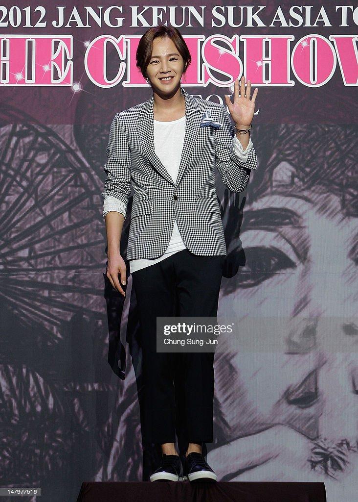 KOR: Jang Geun-Suk Asia Tour press Conference