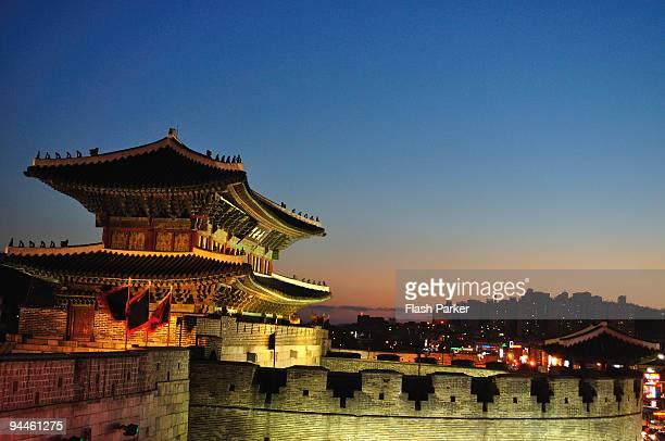 Janganmun, The North Gate of Hwaseong Fortress