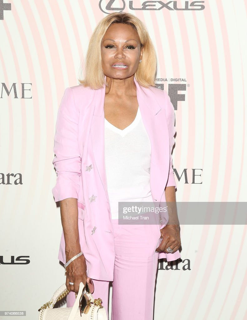 Janice Bryant Howroyd attends the Women In Film 2018 Crystal + Lucy Awards held at The Beverly Hilton Hotel on June 13, 2018 in Beverly Hills, California.