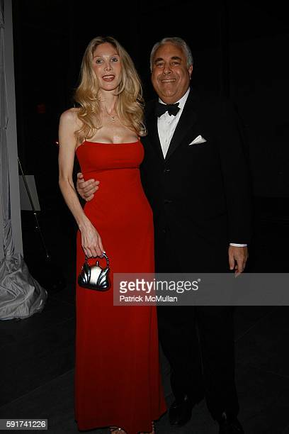 Janice Charlotte and Richard Cooper attend The MUSEUM OF MODERN ART hosts their 37th Annual Party in the Garden to Celebrate DAVID ROCKEFELLER's 90th...