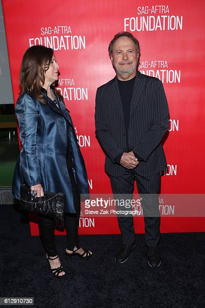 Janice Crystal and Billy Crystal attend The Grand Opening Of SAG-AFTRA Foundation's Robin Williams Center at SAG-AFTRA Foundation Robin Williams...