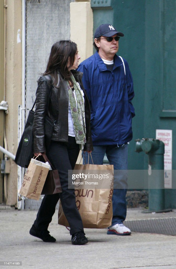 Billy Crystal and Janice Crystal Sighting in Soho - May 18, 2007