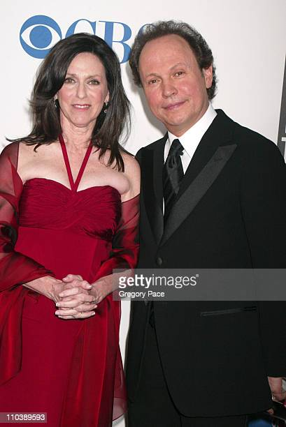 Janice Crystal and Billy Crystal nominees Best Special Theatrical Event for 700 Sundays