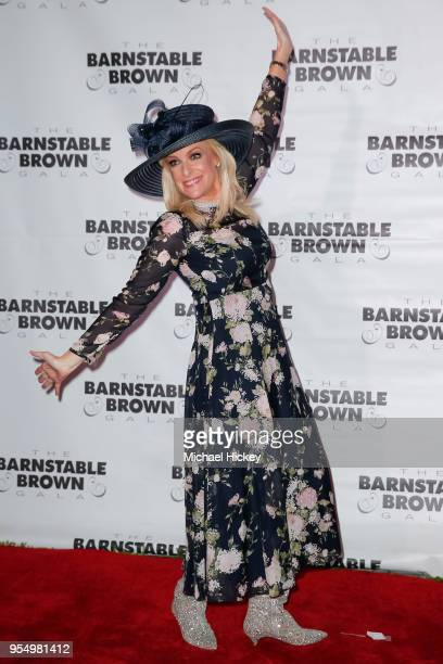 Janice Dean of the Fox News network appears at the Barnstable Brown Gala on May 4 2018 in Louisville Kentucky