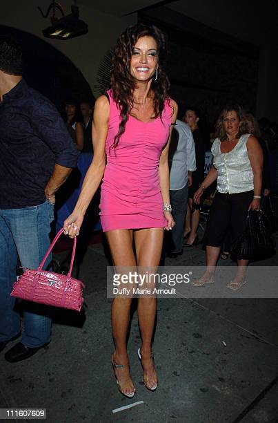 Janice Dickinson during Fashion Week Birthday ExtravaganzaKeith Collins and Randy Jones' Birthday at the Little People Models Ball September 15 2005...