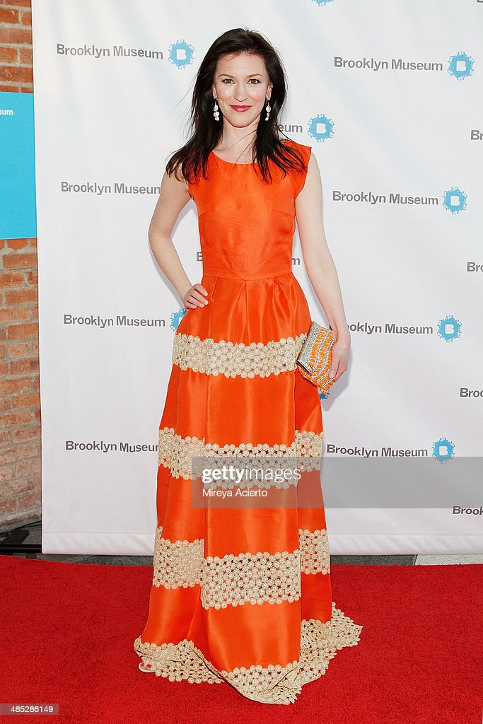 Janice Gardner Cecil attends the Brooklyn Museum's 4th annual Brooklyn Artists Ball on April 16, 2014 in the Brooklyn borough of New York City.