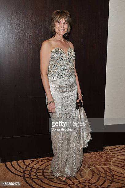 Janice Gowan attends The Scarborough World Gala Lifetime Achievement Award Ceremony at Sheraton Centre Toronto Hotel on May 10 2014 in Toronto Canada