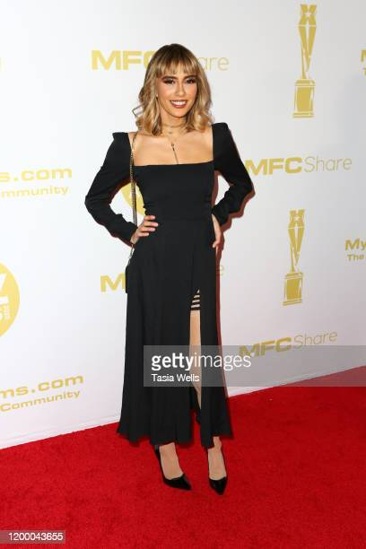 Janice Griffith attends the XBIZ Awards 2020 on January 16 2020 in Los Angeles California