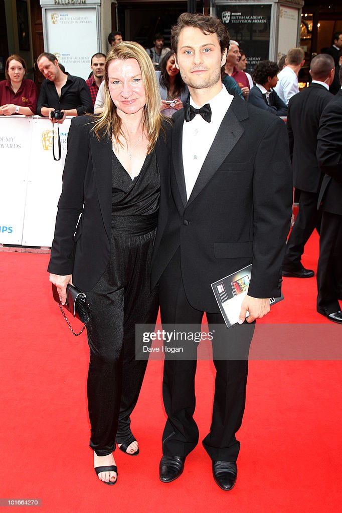 Janice Hogan arrives at The Philips British Academy Television Awards held at The Palladium on June 6, 2010 in London, England.
