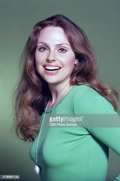 Janice Lynde as Leslie Brooks on THE YOUNG AND THE RESTLESS Image dated January 1 1975