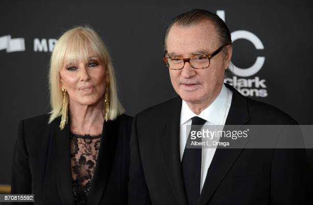 Janice Pennington and Carlos de Abreu arrive for the 21st Annual Hollywood Film Awards held at The Beverly Hilton Hotel on November 5 2017 in Beverly...