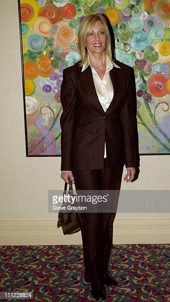 Janice Pennington during Hollywood Arts Council 16th Annual Charlie Awards at Hollywood Highland in Hollywood California United States