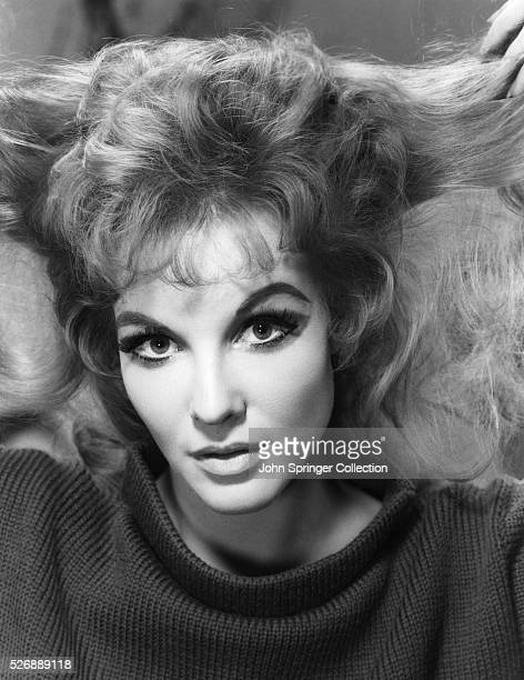 Janice Rule plays Roxanne in the film version of Jack Kerouac's The Subterraneans 1960