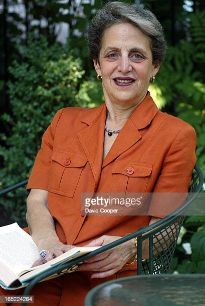 Janice Stein famous author and academic has written an essay on the need for soft Power that's appearing Sept 7 as part of essay series August 30 2002