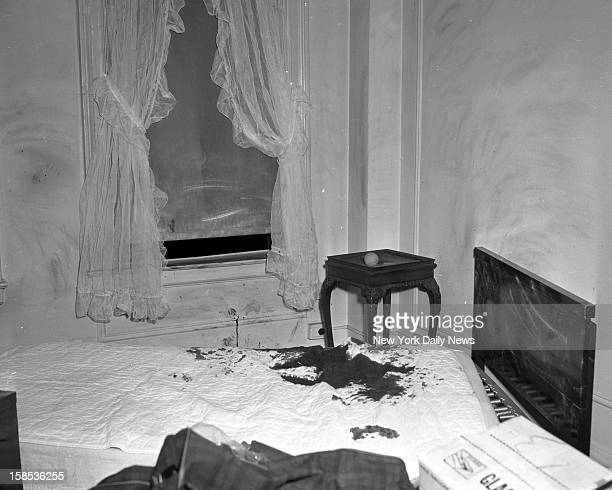 Janice Wylie and Emily Hoffert murder scene at 57 East 88th Street NYC