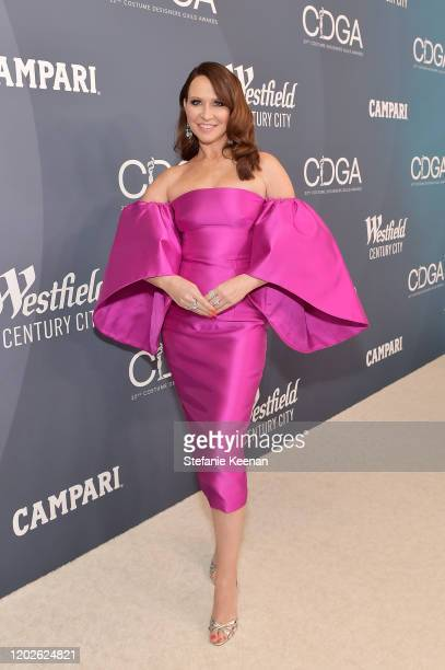 Janie Bryant attends the 22nd CDGA at The Beverly Hilton Hotel on January 28 2020 in Beverly Hills California