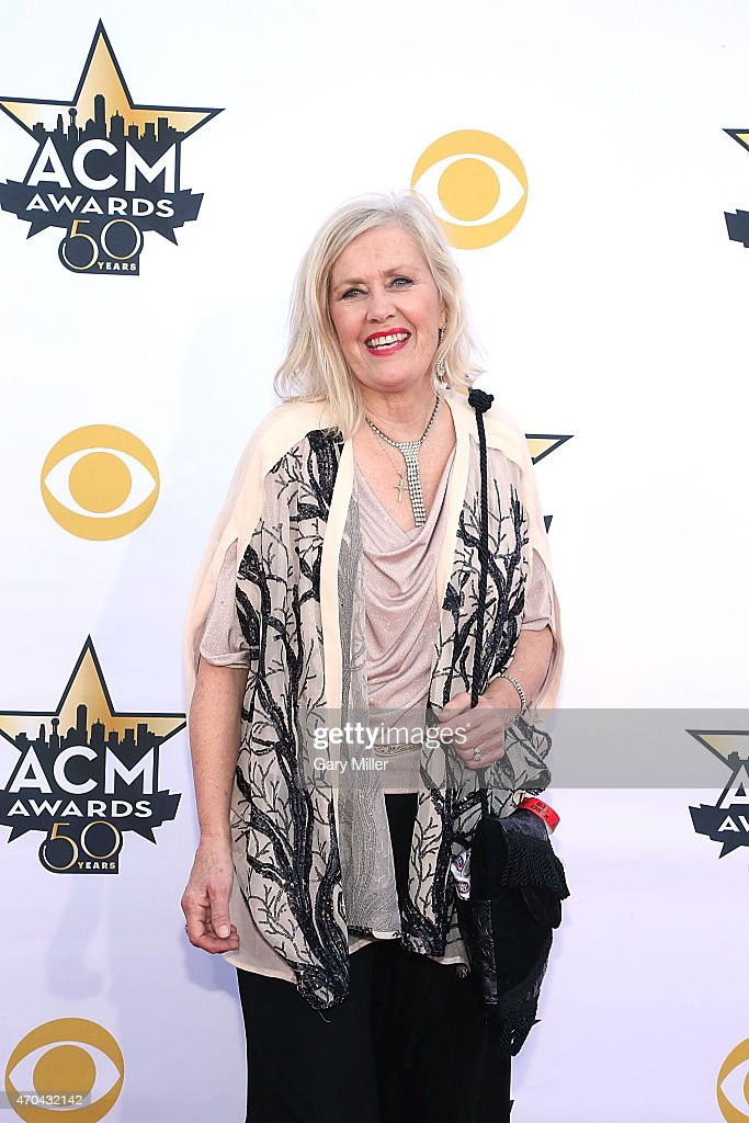 Janie Fricke attends the 50th Academy Of Country Music Awards at AT&T Stadium on April 19, 2015 in Arlington, Texas.