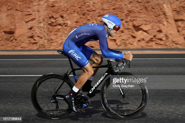 Janier Alexis Acevedo Calle of Colombia and Team UnitedHealthcare Pro Cycling / during the 14th Larry H Miller Tour of Utah Prologue a 53km...