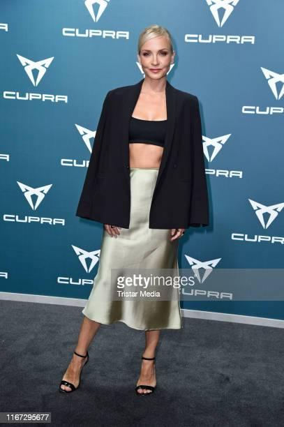 Janin Ullmann attends the Cupra Night during IAA at Montez Galerie on September 10 2019 in Frankfurt am Main Germany