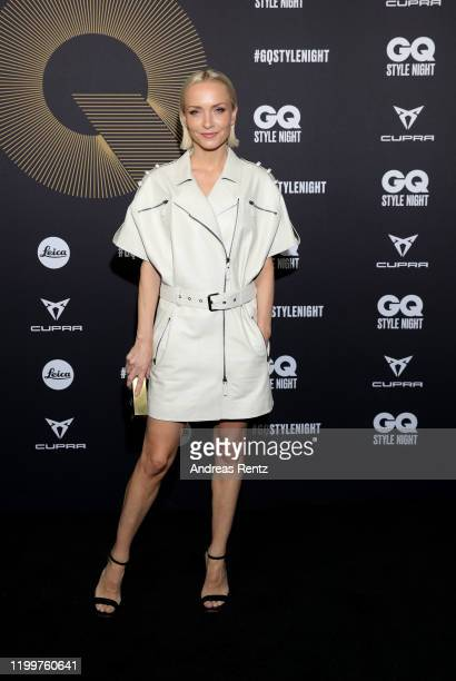 Janin Reinhardt attends the GQ Style Night during Berlin Fashion Week Autumn/Winter 2020 at BRICKS Berlin on January 15 2020 in Berlin Germany