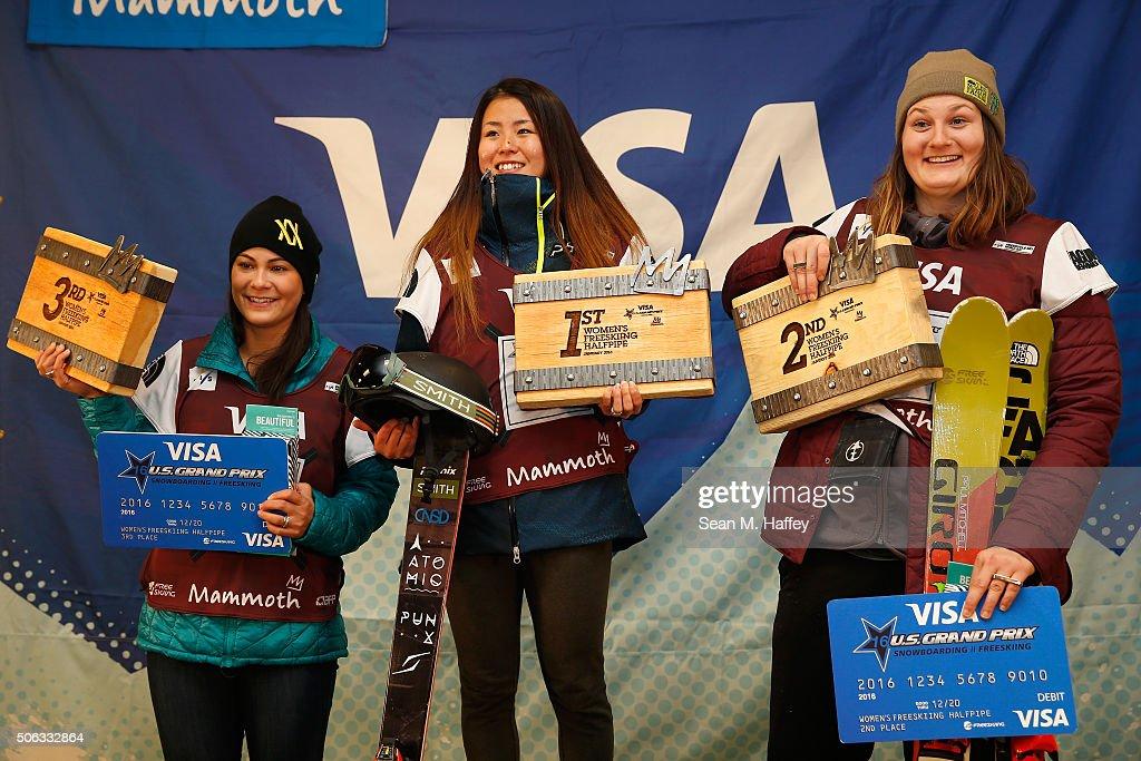 2016 Visa U.S. Freeskiing Grand Prix - Day 2 : News Photo
