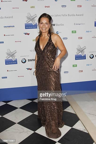 Janina Nottensteiner at the 10th Anniversary Of The Felix Burda Award at Hotel Adlon in Berlin
