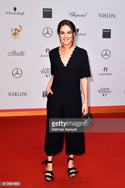 Janina Uhse attends the Tribute To Bambi at Station on October 6 2016 in Berlin Germany