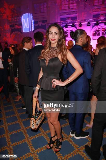 Janina Youssefian attends the Movie Meets Media event 2017 at Hotel Atlantic Kempinski on November 27 2017 in Hamburg Germany