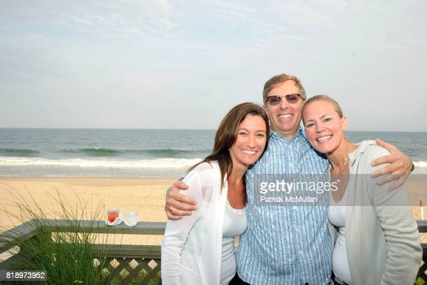 Janine Dascenzo Steve Brown and Laura Scott attend MIRACLE HOUSE 20th Anniversary Memorial Day Summer Kickoff Benefit honoring Amy Chanos and Jim...