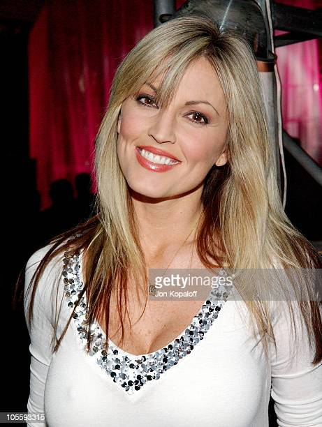 Janine during 2005 AVN Awards Arrivals and Backstage at The Venetian Hotel in Las Vegas Nevada United States