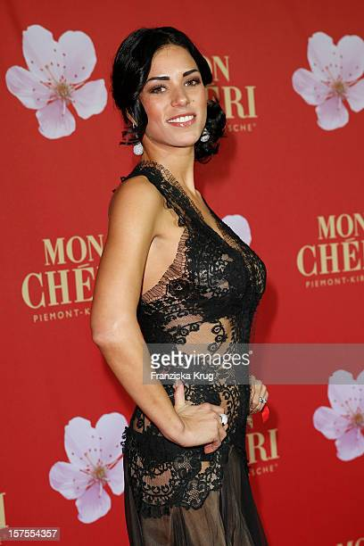 Janine Habeck attends the Barbara Tag 2012 on December 04 2012 in Munich Germany