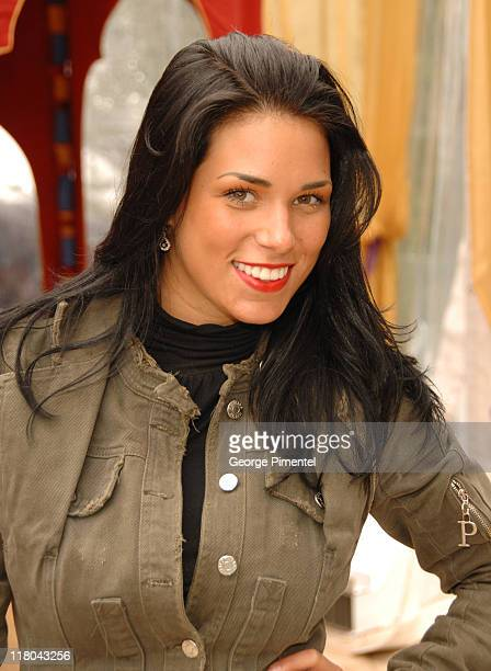 Janine Habeck during Haven House 2007 Oscar Suite Day 2 at Private Residence in Beverly Hills California United States