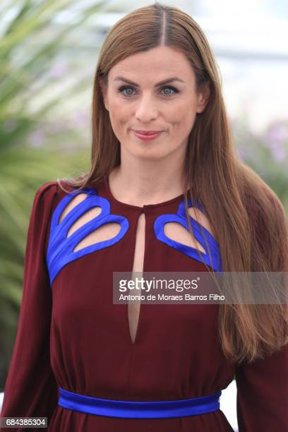 """Janine Jackowski attends the """"Western"""" photocall during the 70th annual Cannes Film Festival at Palais des Festivals on May 18, 2017 in Cannes,..."""