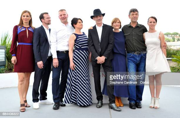 Janine Jackowski, Jonas Dornbach, Reinhardt Wetrek, Vyara Borisova, Meinhard Neumann, director Valeska Grisebach, Syuleyman Alilov Letifov and guest...