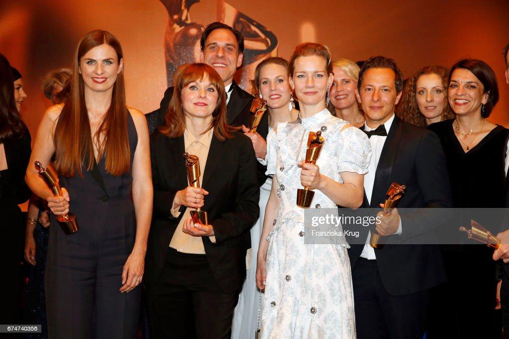 Lola - German Film Award 2017 - Show : Nachrichtenfoto