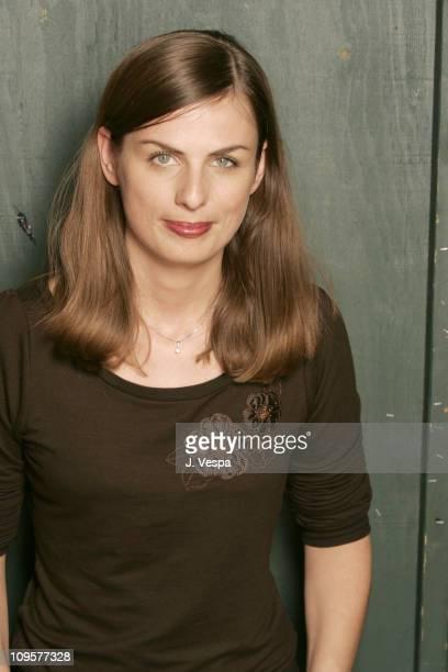 "Janine Jackowski, producer during 2005 Sundance Film Festival - ""Der Wald vor lauter BAeumen"" Portraits at HP Portrait Studio in Park City, Utah,..."