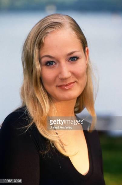 Janine Kunze deutsche Schauspielerin und Moderatorin Deutschland 2000