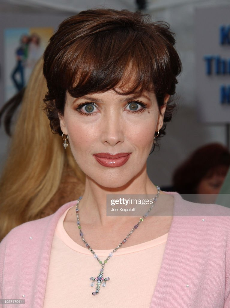janine turner young