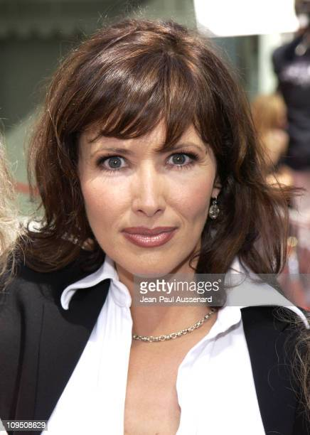 Janine Turner during Star Wars Episode II Attack of the Clones Charity Premiere Los Angeles at Grauman's Chinese Theater in Hollywood California...