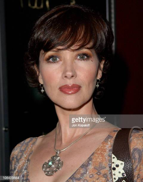 Janine Turner during The Ring Two Special Los Angeles Screening at ArcLight Theater in Hollywood California United States