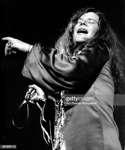 Janis Joplin 1968 Aragon Ballroom Chicago August 17 1968